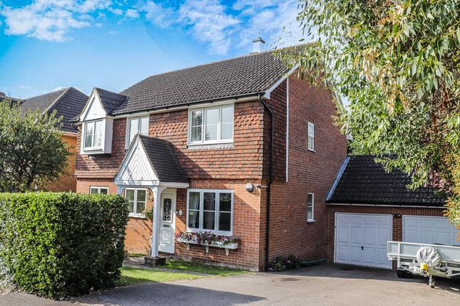 Thumbnail Detached house for sale in Brasted Court, Strood, Rochester