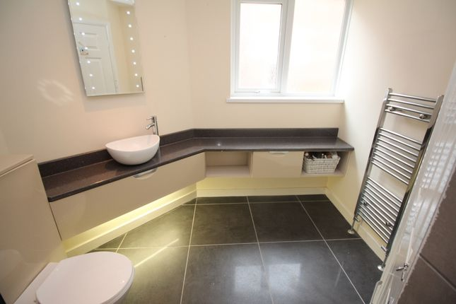 Shower Room/WC of Queen Alexandra Road, North Shields, Tyne And Wear NE29