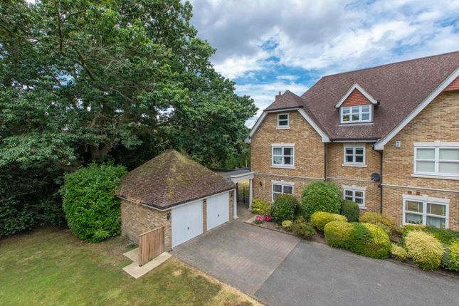 Thumbnail Semi-detached house to rent in Bakeham Lane, Englefield Green, Egham