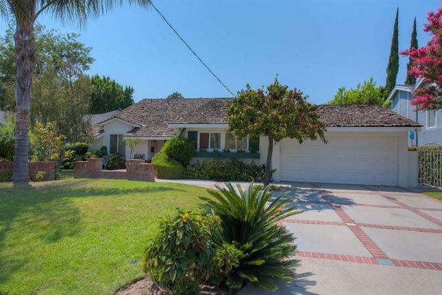 Thumbnail Property for sale in Valley Village, California, United States Of America