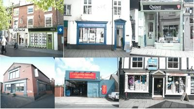 Thumbnail Commercial property for sale in Mixed Investment Portfolio, Whitchurch
