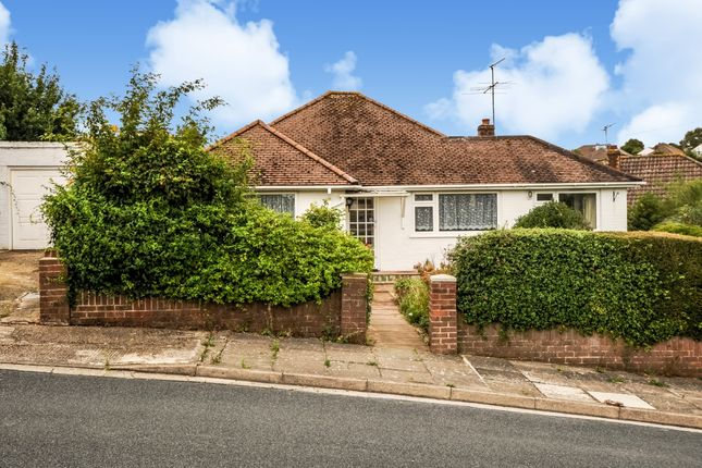 Thumbnail Bungalow to rent in Braemar Rise, Salisbury