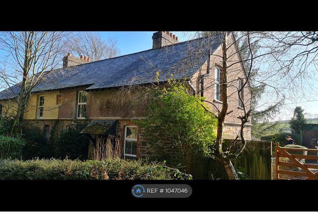 Thumbnail Semi-detached house to rent in Silverlands, Boyton, Launceston