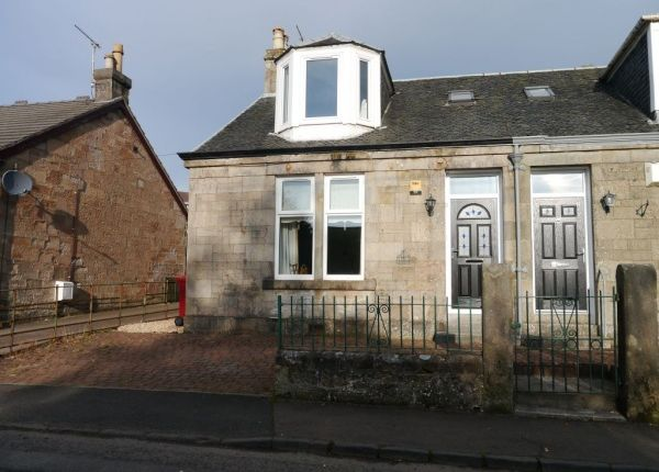 Thumbnail Semi-detached house to rent in Overton Road, Strathaven, South Lanarkshire