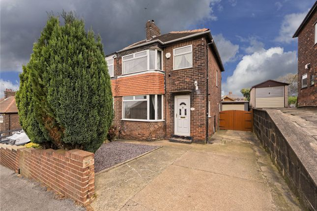 Thumbnail Semi-detached house for sale in Calverley Garth, Leeds, West Yorkshire