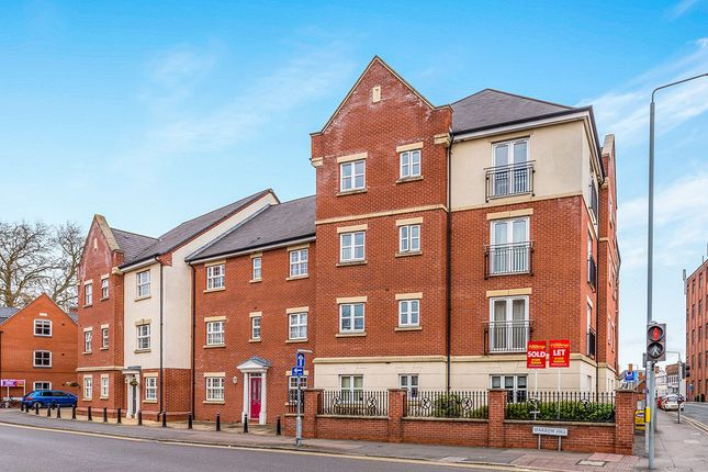 Thumbnail Flat for sale in Manor Gardens Close, Loughborough