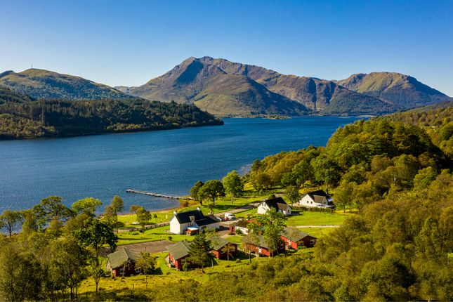 Thumbnail Detached house for sale in North Ballachulish, North Ballachulish
