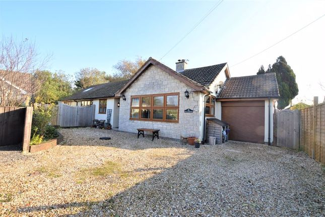 Thumbnail Detached bungalow for sale in South Close, Lympsham, North Somerset