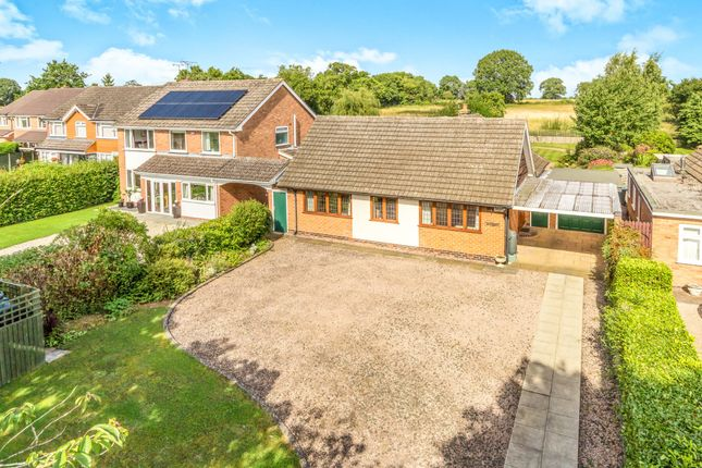 Thumbnail Bungalow for sale in Langley Road, Claverdon, Warwickshire, .