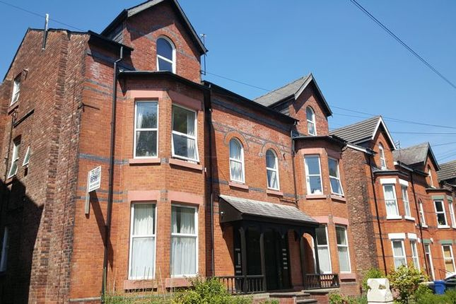 Thumbnail Flat to rent in Clyde Road, West Didsbury, Didsbury, Manchester