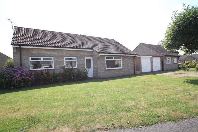 Thumbnail Detached bungalow for sale in Canute Crescent, Ely