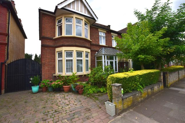 Thumbnail Semi-detached house for sale in Abbotsford Road, Goodmayes, Ilford