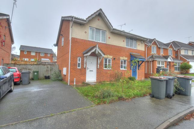 2 bed semi-detached house for sale in Towpath Close, Longford, Coventry CV6