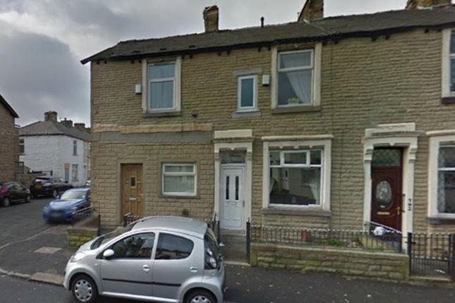 Thumbnail End terrace house to rent in Coal Clough Lane, Burnley