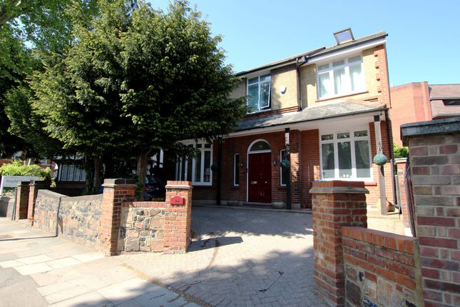 Thumbnail Detached house for sale in Cecil Road, Enfield