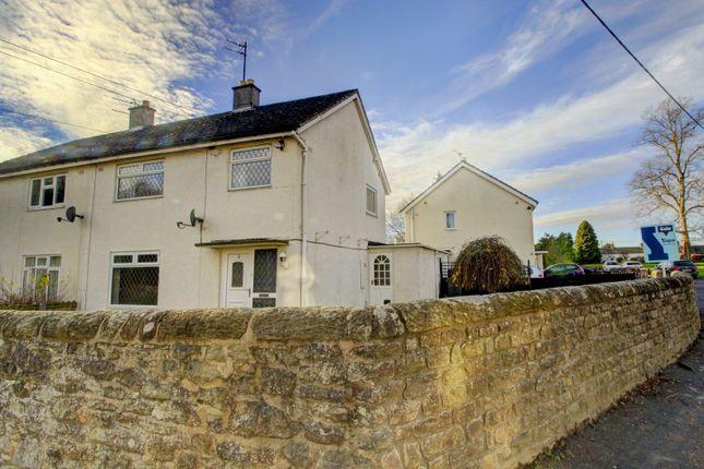 Thumbnail Semi-detached house for sale in Bridge End, Piercebridge, Darlington