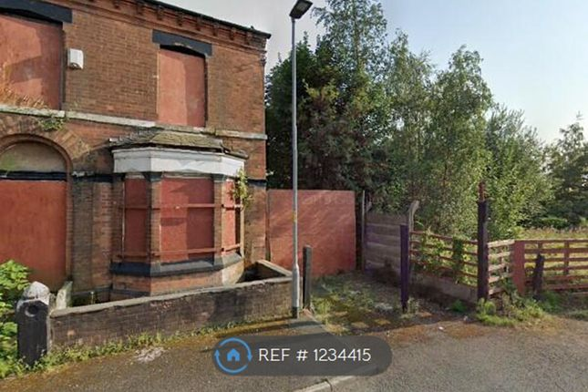 2 bed flat to rent in Bankfield Street, Manchester M9