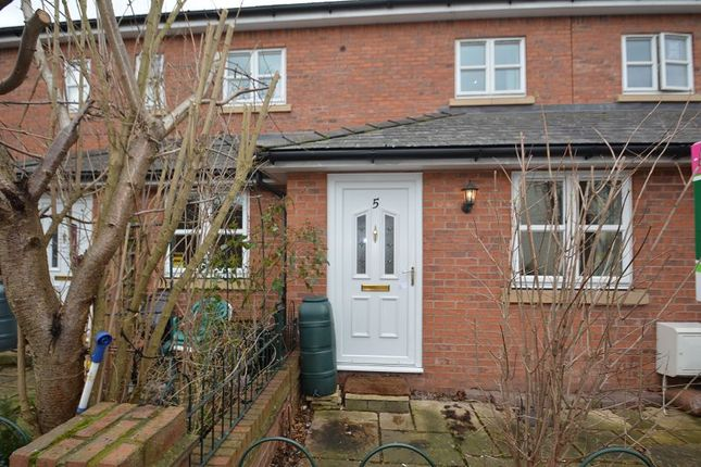 Thumbnail Terraced house to rent in Friars Street, Hereford