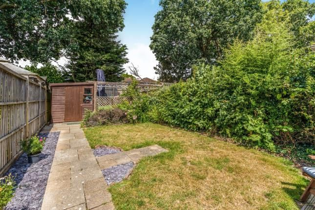 Garden of Fair Acre Rise, Fareham PO14