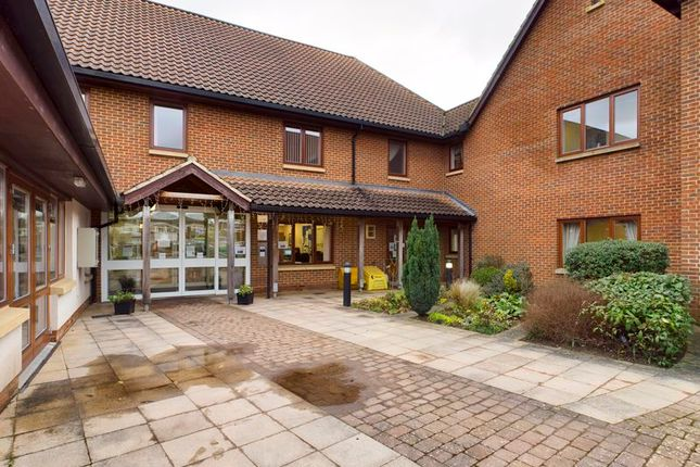 2 bed flat for sale in Mere View Court, Thompson Close, Haughley IP14