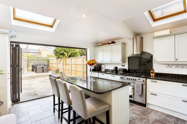 Terraced house to rent in Gladstone Road, Wimbledon