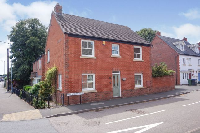 Thumbnail Detached house for sale in Old School Mead, Alcester