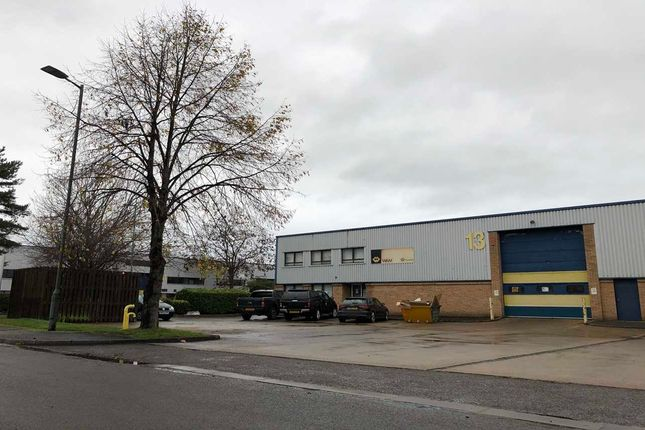 Industrial to let in Unit 13, Ashchurch Business Centre, Tewkesbury