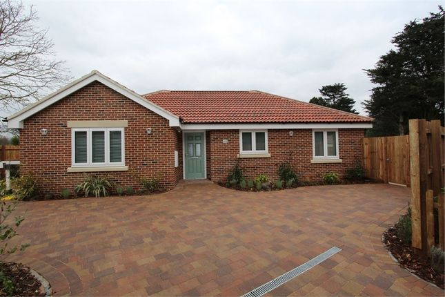Thumbnail Detached bungalow for sale in Dyers Road, Stanway, Colchester, Essex