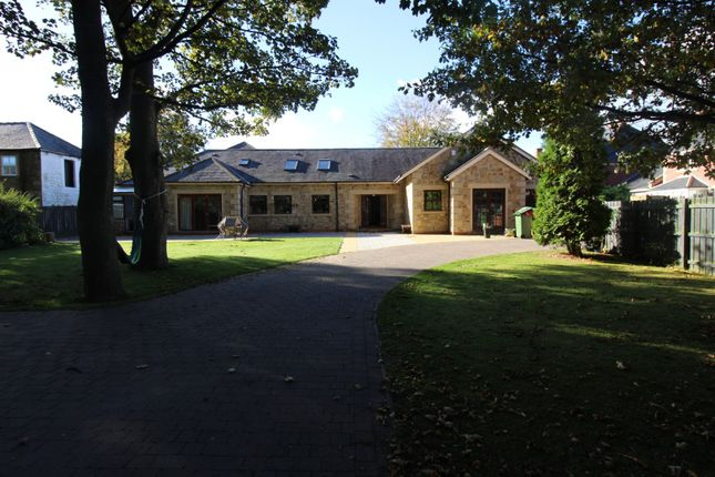 Thumbnail Detached bungalow for sale in Usworth Hall, Sunderland, Tyne And Wear