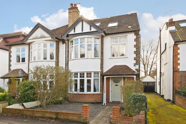 Thumbnail Semi-detached house for sale in Melbury Gardens, London