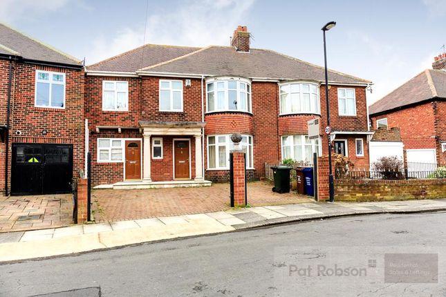 Thumbnail Flat to rent in Friarside Road, Fenham, Newcastle Upon Tyne