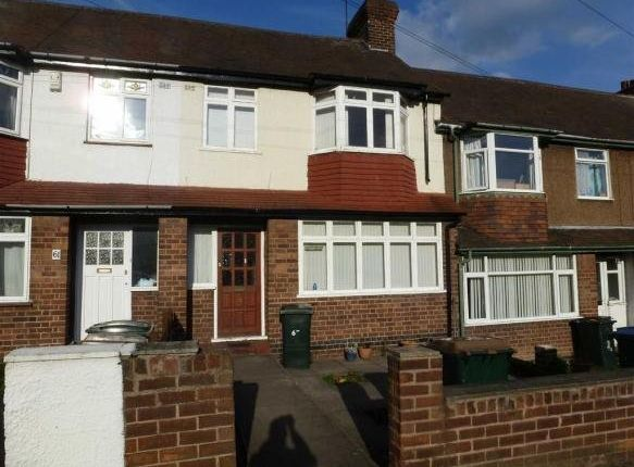3 bed terraced house to rent in Quinton Road, Cheylesmore, Coventry