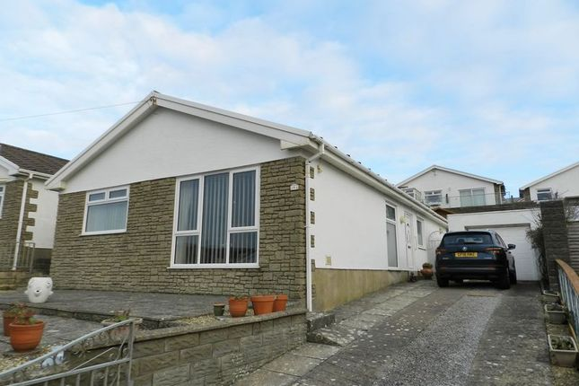 Thumbnail Detached bungalow for sale in Marine Drive, Ogmore-By-Sea, Bridgend