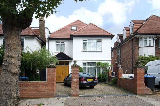 Thumbnail Semi-detached house for sale in Staverton Road, Brondesbury