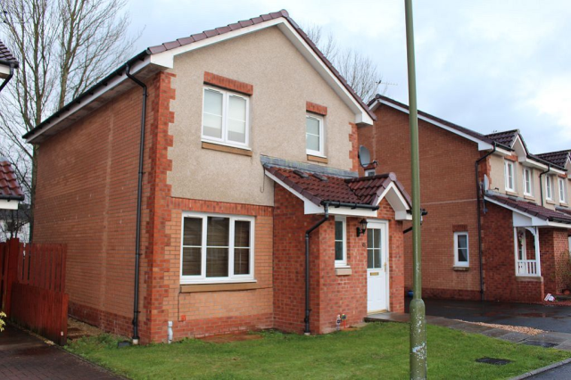 Thumbnail Detached house to rent in Kennedy Way, Airth FK2,