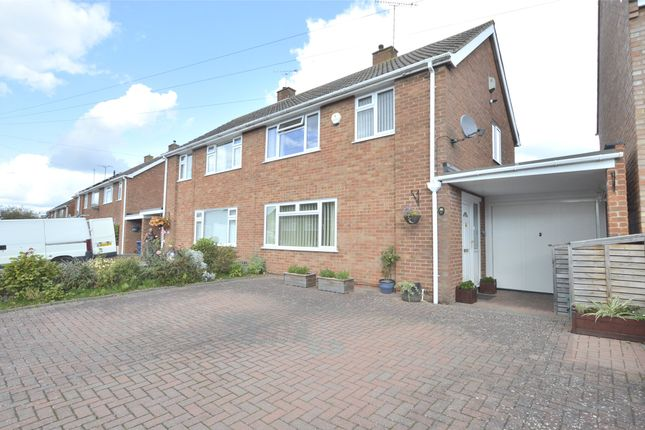 Thumbnail Semi-detached house for sale in Derwent Drive, Tewkesbury, Gloucestershire