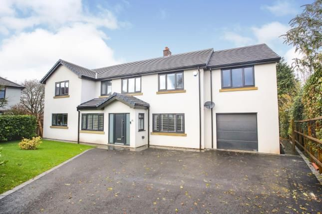 Thumbnail Detached house for sale in Haddon Close, Alderley Edge, Cheshire, Uk