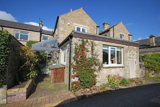 Thumbnail Terraced house for sale in Wark, Hexham