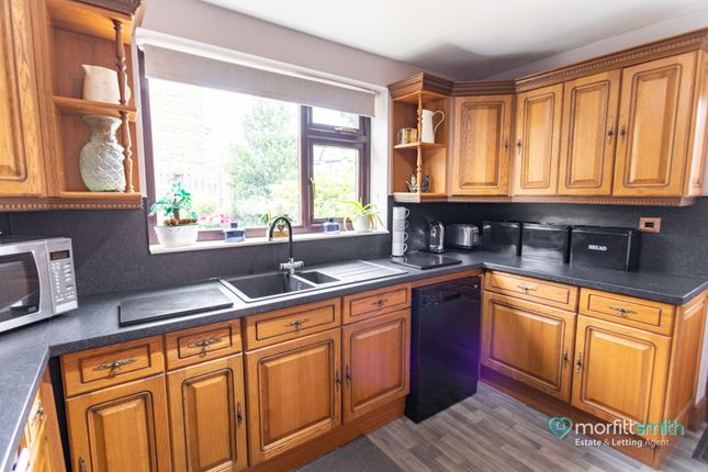 Kitchen of The Drive, Wadsley, - Corner Position S6