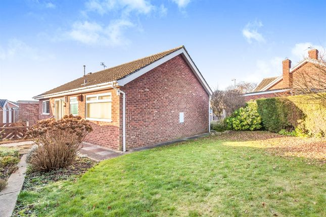 Thumbnail Detached bungalow for sale in Carleton Green Close, Pontefract
