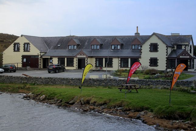 Thumbnail Hotel/guest house for sale in Doune Braes Hotel, Carloway, Isle Of Lewis