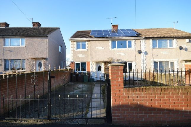 Thumbnail Semi-detached house to rent in Orchard Head Drive, Pontefract