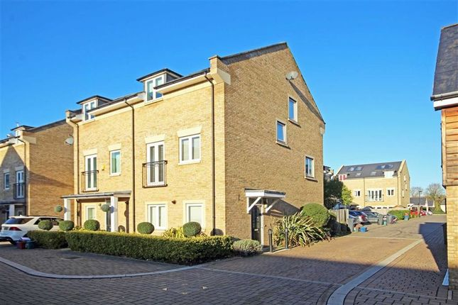 Thumbnail Property to rent in Marbaix Gardens, Isleworth