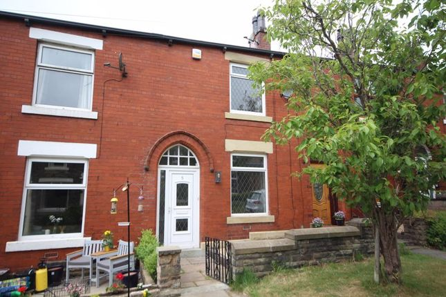 Thumbnail Terraced house to rent in Rose Avenue, Norden, Rochdale