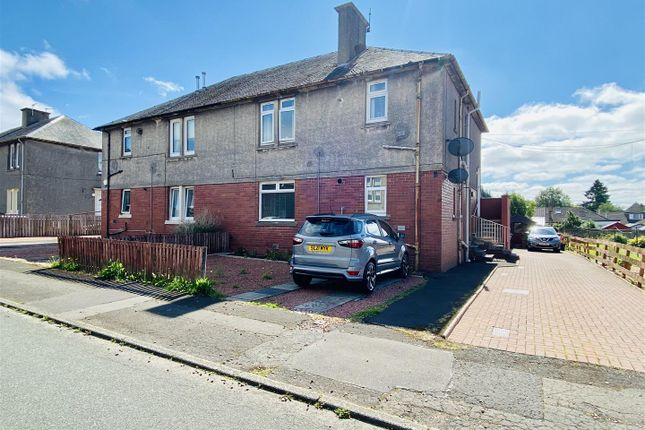 Thumbnail Flat for sale in Reed Street, Strathaven