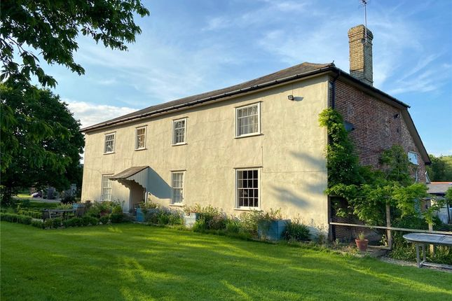 Thumbnail Detached house to rent in Lavenham Road, Lindsey, Ipswich, Suffolk
