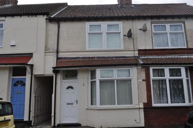 Thumbnail Terraced house to rent in Whitwell Terrace, Guisborough