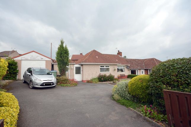 Thumbnail Semi-detached bungalow for sale in Private Drive, Hollingwood, Chesterfield
