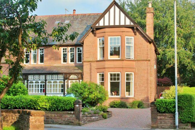 Thumbnail Semi-detached house for sale in Edinburgh Road, Dumfries