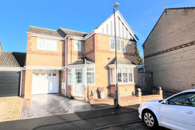 Thumbnail Detached house for sale in Cottonwood, Houghton Le Spring, Tyne And Wear